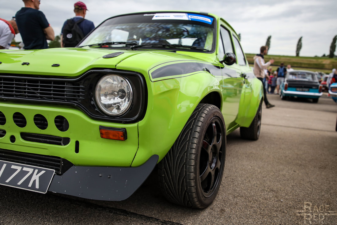 Classic Ford Show 2019 Ford Escort
