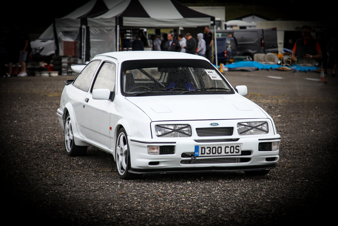 Classic Ford Show 2019 Ford Sierra Cosworth D300COS
