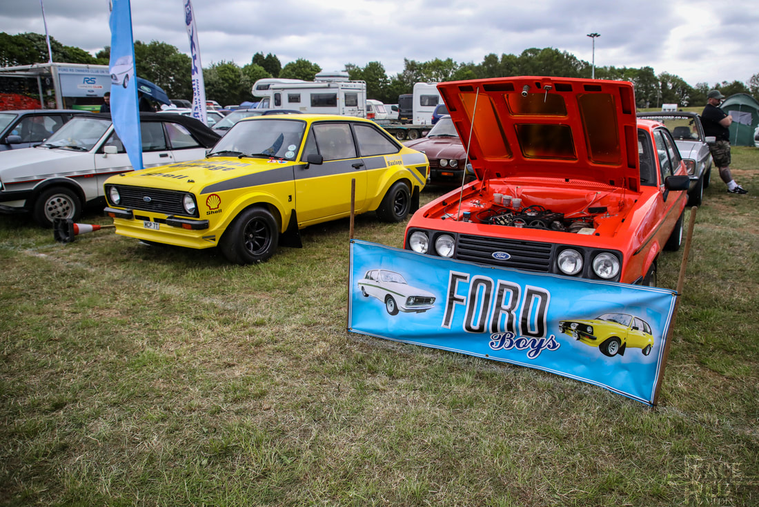 Classic Ford Show 2019 Ford Boys