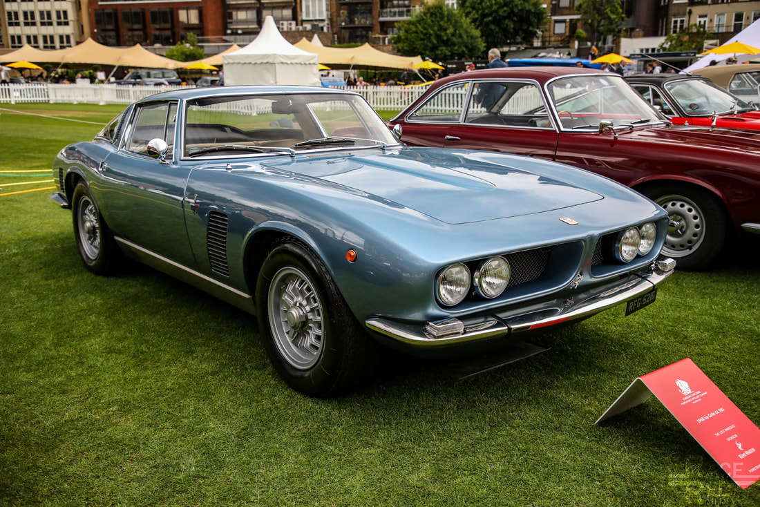 London Concours Iso Grifo GL 365 1968