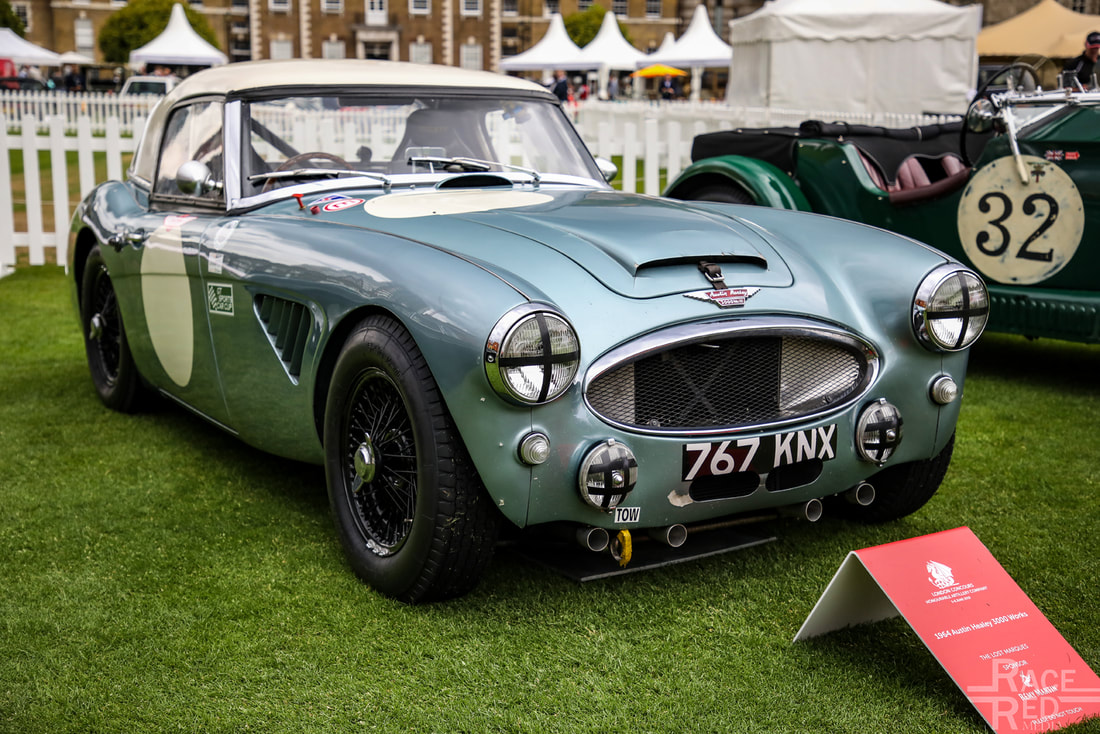 London Concours Austin Healey 3000 Works 1964