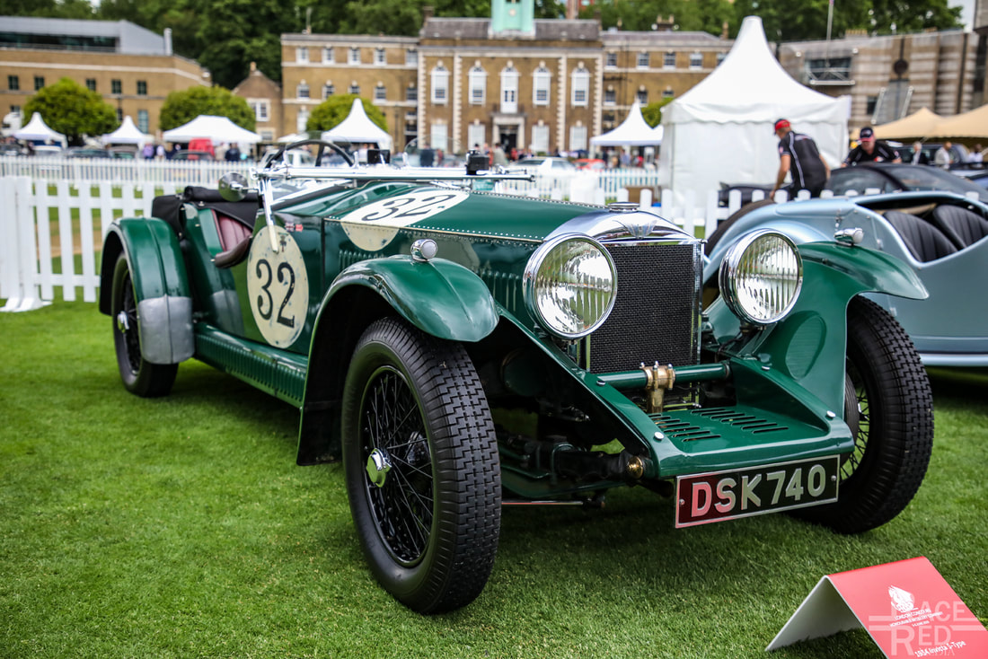 London Concours Invicta S-Type 1934