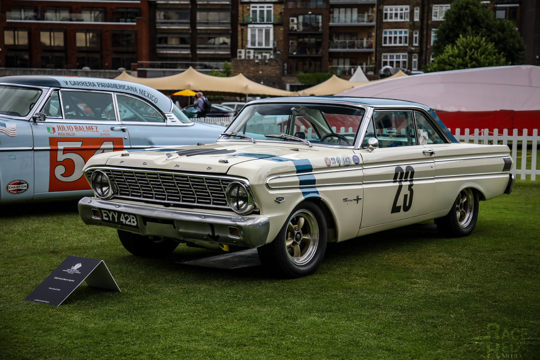 London Concours Ford Falcon Sprint