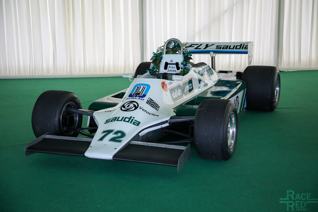 Motoring at the Manor Williams F1 FW06B