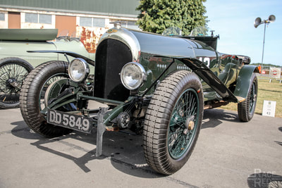 1924 Bentley 3/4.5 Litre
