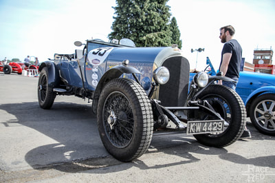 1928 Bentley 3 litre John Steed Avengers type