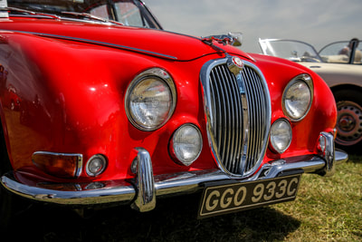 1965 Jaguar S-Type 3.8