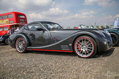 2014 Morgan Aero Coupe AR08ONE  Silverstone Classic 2018