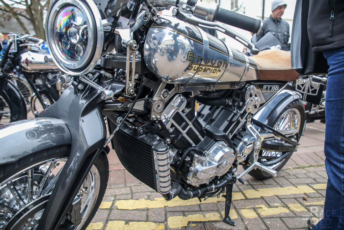 New Brough Superior Vintage Stony 2019