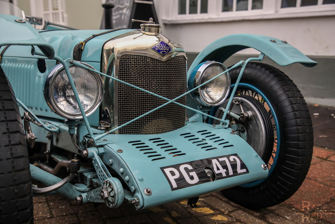 PG472 1928/29 Brooklands Speed Model Riley Nine 1087cc Vintage Stony 2019