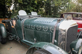 UW7771 1929/30 Blower Bentley 4½ Litre.