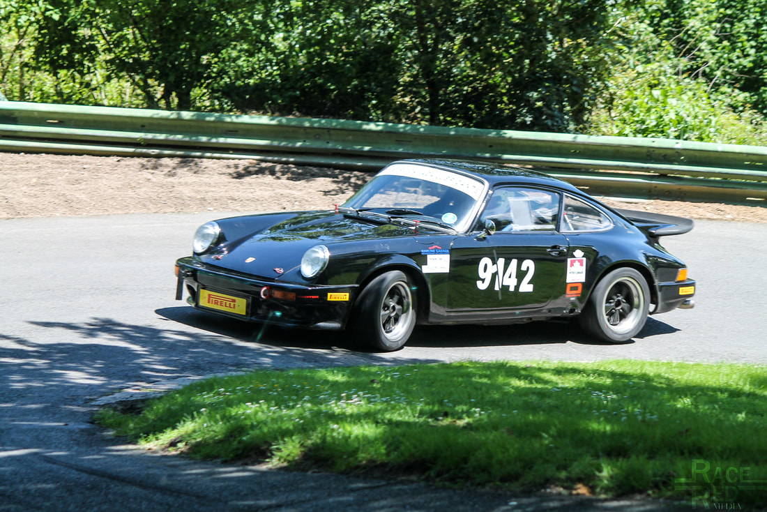 Porsche at Prescott Porsche 911 Nick Wadsworth