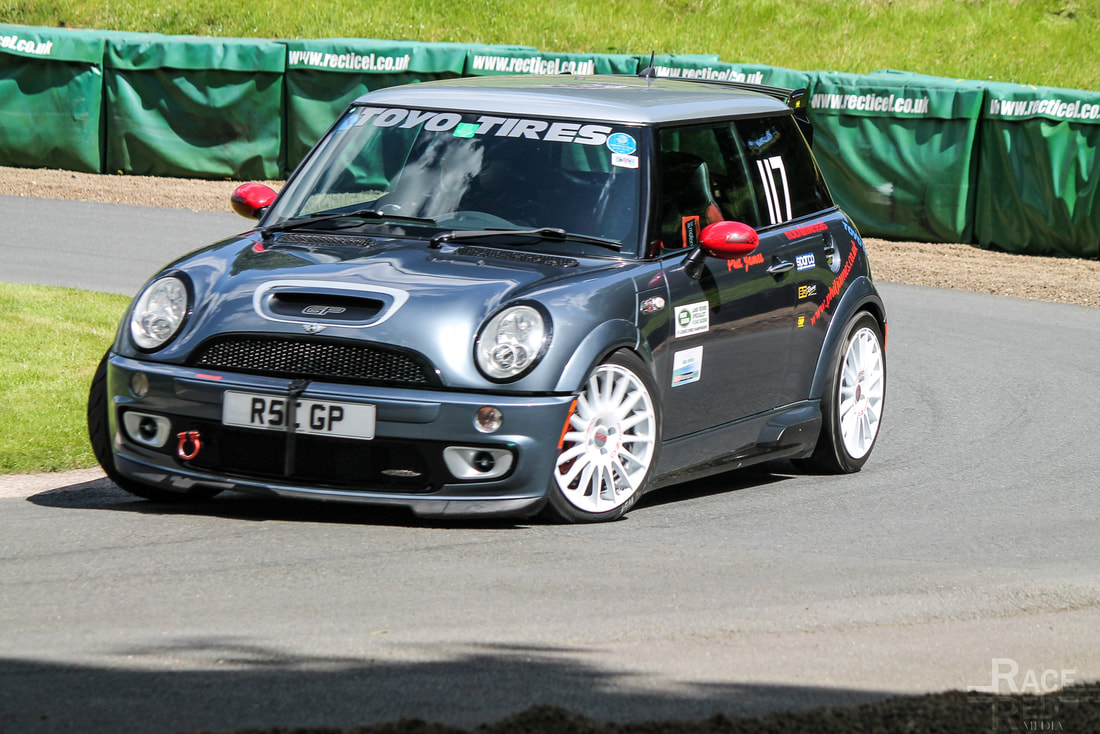 Prescott Hill Climb BMW John Cooper GP S Philip James