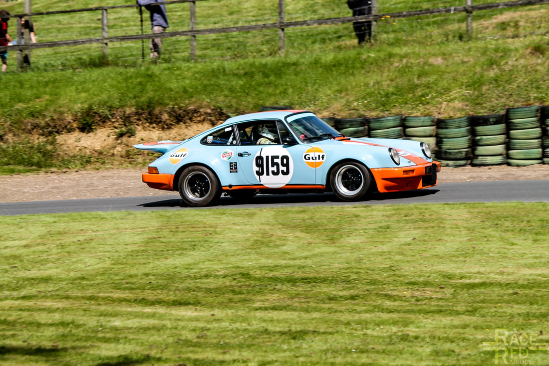 Porsche at Prescott Porsche 911RS Ross Stone