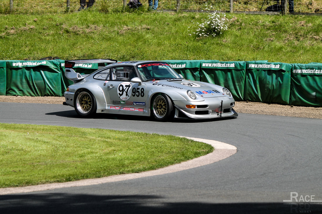Porsche at Prescott Porsche 996 GT3 RS Factory Race Car Paul McLean
